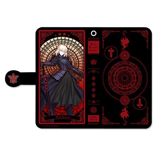 Fate/Grand Order 手帳型スマートフォンケース セイバー/アルトリア・ペンドラゴン[オルタ]