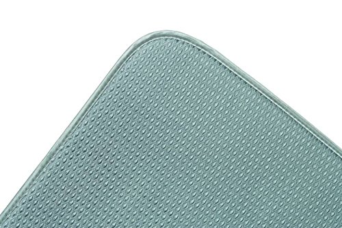 Envision Home Dish Drying Mat - 16 × 18 - Cream