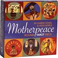 The Motherpeace Round Tarot Deck: 78-Card Deck
