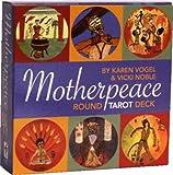 The Motherpeace Round Tarot Deck: 78-Card Deck