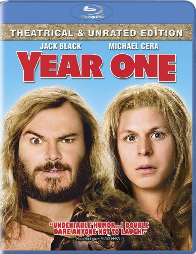 Cover art for  Year One (Theatrical & Unrated Edition) [Blu-ray]