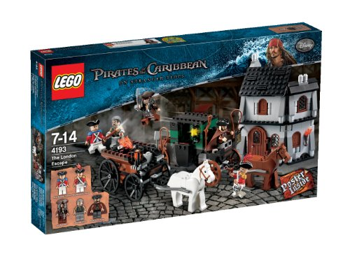 LEGO Pirates of the Caribbean 4193: The London Escape