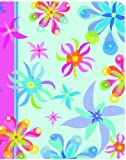 Funky Flora Mini Journal (0307336395) by Archer, Jane