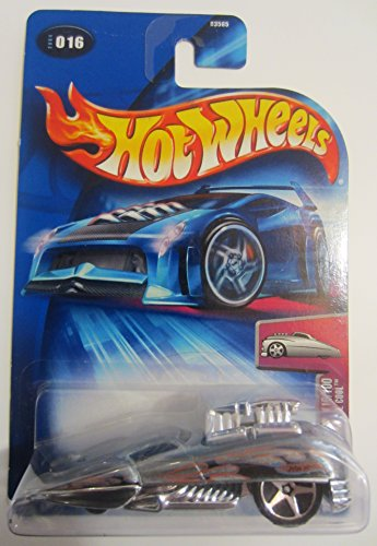Mattel Hot Wheels 2004 First Editions 1:64 Scale Hardnoze 2 Cool Die Cast Car #016 - 1