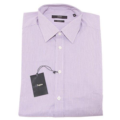 4691O camicia manica lunga LINEA ZZEGNA ERMENEGILDO ZEGNA shirt men [41 (16)]