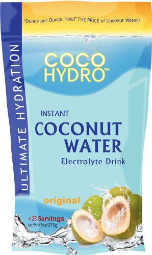 Big Tree Farms CocoHydro Instant Coconut Water Original 9.7oz