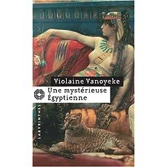 Une mystérieuse égyptienne : Les enquêtes d'Alexandros l'Egyptien