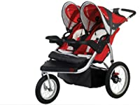 Schwinn Turismo Swivel Double Jogger by InStep