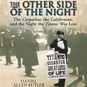 Other Side of the Night Audiobook
