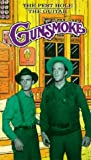 Gunsmoke: The Pest Hole / The Guitar [VHS]
