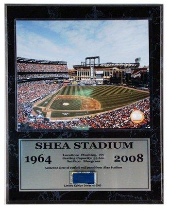 Shea Stadium Photograph with Wall Panel Nested on a 12 x 15 Plaque игрушка ecx circuit stadium truck ecx03030t2