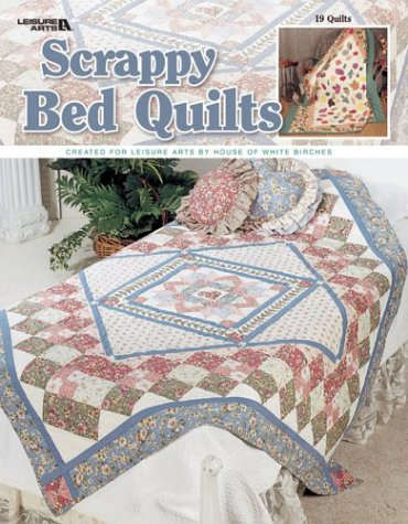 Scrappy Bed Quilts