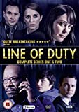 Line of Duty Complete Series One & Two [DVD] [Import anglais]