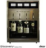 Amazon Com Vinotemp Vt Winedisp2 2 Bottle Wine Dispenser