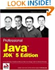 Professional Java (Wrox Professional Guides)