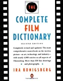 By Ira Konigsberg The Complete Film Dictionary [Paperback]