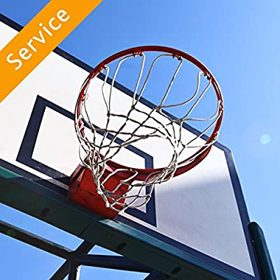 Basketball Hoop Assembly Service