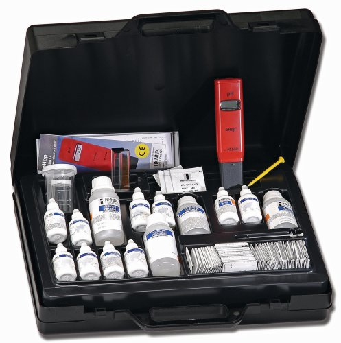 Hanna Instruments HI 3817 Water Quality Test Kit