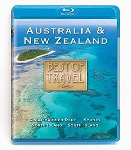 Best of Travel: Australia & New Zealand [Blu-ray]