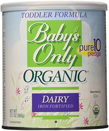 Baby's Only Dairy Toddler Formula - Powder - 12.7 oz (2 Pack) - 1