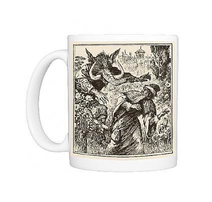 Photo Mug Of Beauty And The Beast