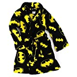 Batman Little Boys Fleece Bathrobe Robe