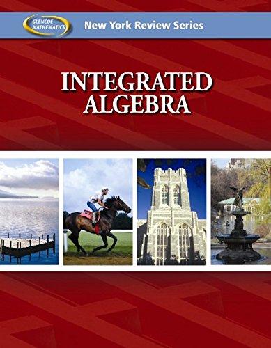 New York Review Series: Integrated Algebra Workbook