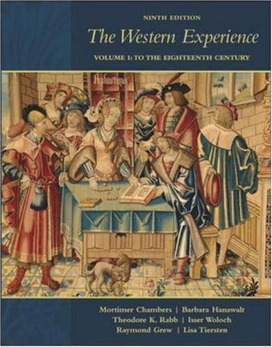 The Western Experience, Volume 1, with Primary Source Investigator and PowerWeb