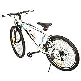 Cosmic Enduro 2.0V Men's 21 Speed Bicycle (26 Inch, White)