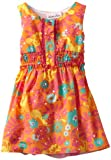 Little Lass Baby-girls Infant 1 Piece Sleevless Woven Dress