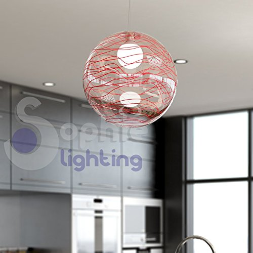 suspension-chandelier-height-adjustable-pendant-lamp-globo-ball-ball-diameter-40-cm-decoration-strip