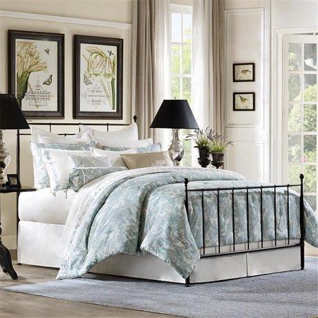 Harbor House Chelsea Paisley Comforter Set, King, Multi