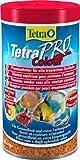 Tetra 140493 TetraPro Colour, Premiumfutter für alle Zierfische für extra Farbenpracht, 500 ml