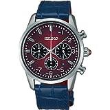 [セイコーウォッチ]SEIKO WATCH 腕時計 SPIRIT SMART スピリットスマート ジョジョの奇妙な冒険コラボレーション限定モデル MISTA ソーラー サファイアガラス 日常生活用強化防水 (10気圧) 【数量限定】 SBPY107 メンズ