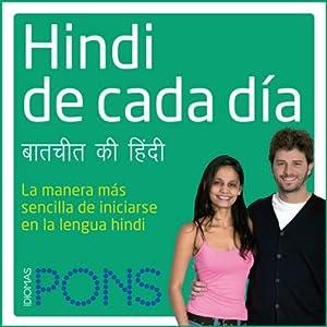 Hindi de cada día [Everyday Hindi] Audiobook