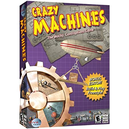 Crazy Machines: The Wacky Contraptions Game