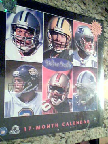 Nfl 17 Month Calendar Aug 97 to Dec 98, W/17 Full Color Features Images - Buy Nfl 17 Month Calendar Aug 97 to Dec 98, W/17 Full Color Features Images - Purchase Nfl 17 Month Calendar Aug 97 to Dec 98, W/17 Full Color Features Images (DAY DREAM, INC, Office Products, Categories, Office & School Supplies, Calendars Planners & Personal Organizers, Wall Calendars)