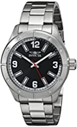 Invicta Men's 17922SYB Specialty Analog Display Japanese Quartz Silver Watch