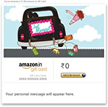Congratulations (Wedding) - E-mail Amazon.in Gift Card