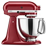 KitchenAid KSM150PSER 5-Qt. Artisan Series with Pouring Shield - Empire Red