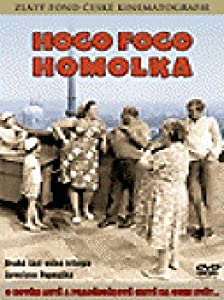 Hogo fogo Homolka [paper sleeve] (Versión checa)