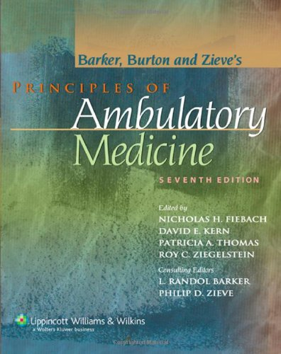 Principles of Ambulatory Medicine (Principles of...