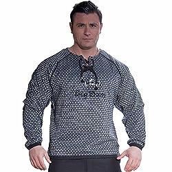 BIG SAM Sweater Sweatshirt Jacket Hoody UNCLE BODY DOG Logo *4630*