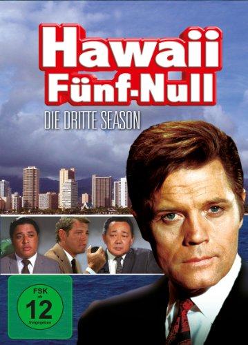 Hawaii Fünf-Null - Die dritte Season [6 DVDs]