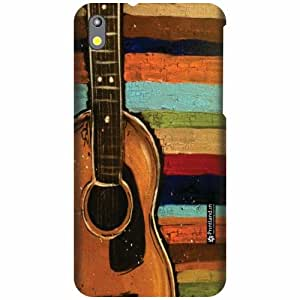 Printland Designer Back Cover For HTC Desire 816G - Love You Cases Cover