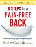 img - for 8 Steps to a Pain-Free Back: Natural Posture Solutions for Pain in the Back. Neck. Shoulder. Hip. Knee. and Foot by Gokhale. Esther ( 2013 ) Paperback book / textbook / text book