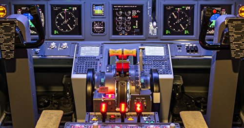 Unique 30 mins. Experience with 737 Flight Simulator in the UK for Two – Tinggly Voucher / Gift Card in a Gift Box