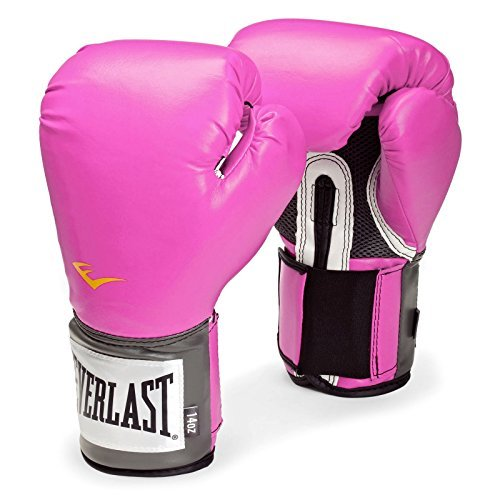 Everlast Women's Pro Style Training Glove - Pink, 08 oz