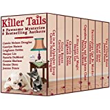 Killer Tails: 8 Pawsome Cat & Dog Cozy Mysteries by 8 Bestselling Authors