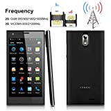IN OFFERTA 5 CUBOT S308 IPS HD Screen 3G 8MP Smartphone 16G Android 4.2 MTK6582 Quad Core Telefono cellular...
